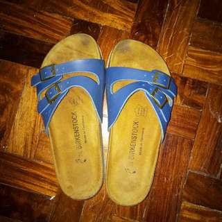 Preloved Birkenstock Slippers  (read description below)