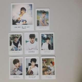 Seventeen Aju Nice(Love&Letter repackage) photocard