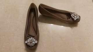 女仕斯文雨鞋#mayflashsale