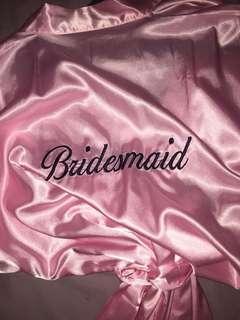 Bridesmaids / Prom Infinity Dress