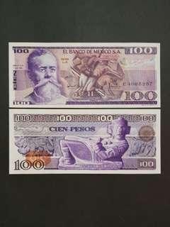 Mexico 100 Pesos 🇲🇽 !!!