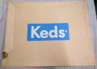Keds (ROOKIE WEDGE CHAMB TAN TAN)