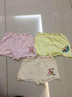 Girl Shorts - 3 units