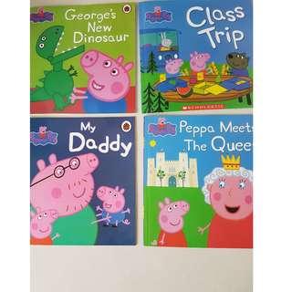 OW19  Peppa Pigs storybook