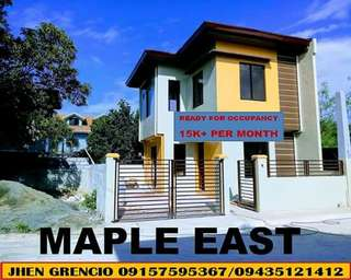 RFO 3bedroom single attached house in san mateo rizal