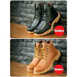 Promo sepatu safety ukuran 39_44