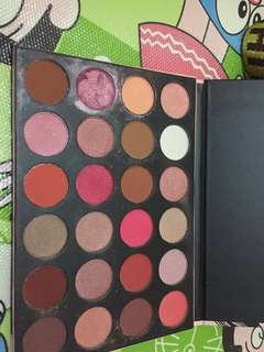 Eyeshedow morphe