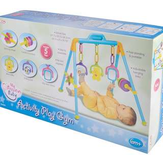 My Precious Baby Activity Play Gym