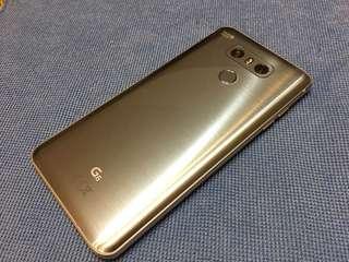 🚚 近全新LG G6銀色,配件全新未用,台哥大保固中