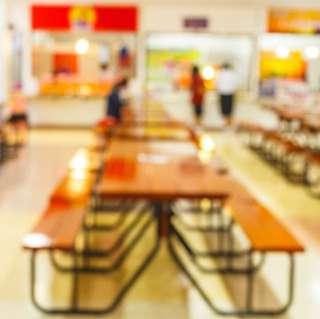 Canteens stall drink helper