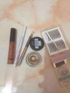 Paket B makeup