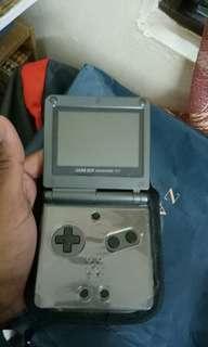 Original Nintendo Gameboy SP