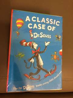 Dr Seuss 20books