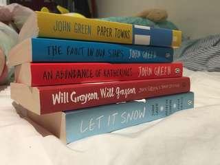 John Green Novels