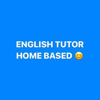 LOOKING FOR ENGLISH TUTOR?