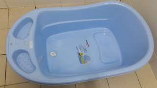 Baby Bath Tub and mat