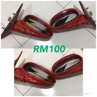 Side mirror sr4