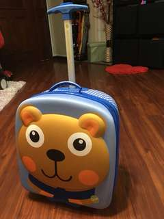 Oops Kids Toddler Luggage
