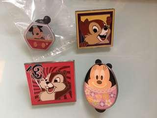 Disney Pin 迪士尼襟章