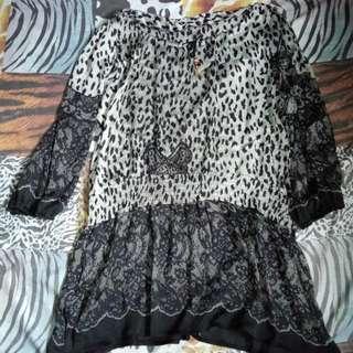 Printed Chic Dress