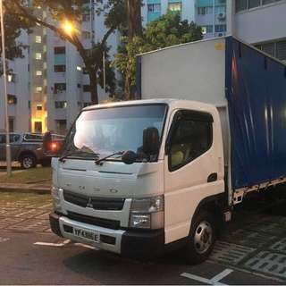 Fish Tank, House, Office, Furniture Mover, Delivery, Lorry,