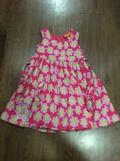 Girl Flower Dress 👗