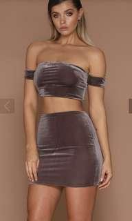 NEW meshki set (skirt & top)
