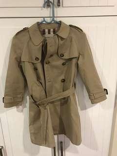 Burberry Trench Coat 5Y