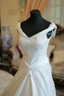 Preloved Wedding Gown