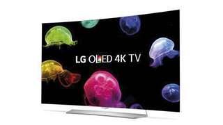 """LG OLED 4K 55"""" EG920T curve"""