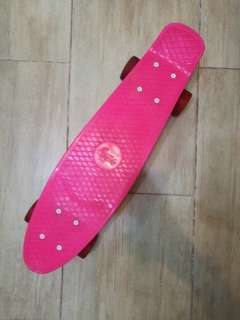 Street 滑板 魚仔板 penny board