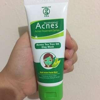 Acnes tea tree oil mask