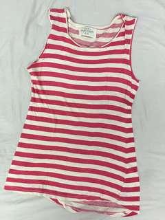 Zara Striped Op