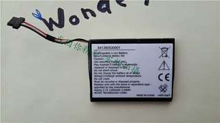 原裝MIO GPS導航電池E4MT081202B12 3.7V/1200mHA