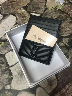 YSL  card wallet/money clip