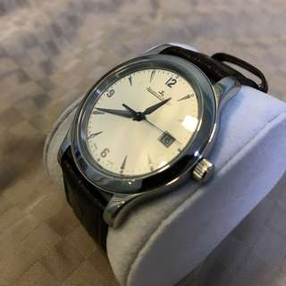 Jaeger Le Coultre JLC Master Control Date