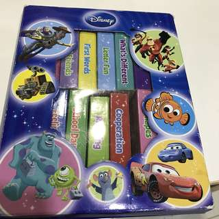 Disney Block Board Book Box Set