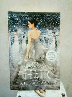 The Heir  - Kiera Cass