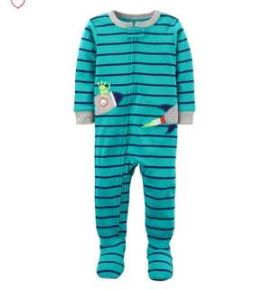 *18M* Brand New Carter's Snug Fit Cotton PJs For Baby Boy
