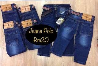 Jeans Polo