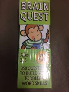 Brain Quest ages 2-3