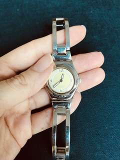 Swatch silver watch - Girls Ladies Petite