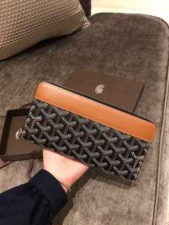 Goyard long wallet