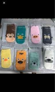 Children's anti-slip socks