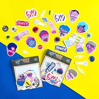 EXO Sticker Power with You
