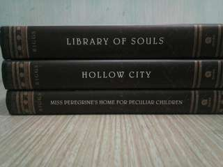 Miss Peregrine's Home for Peculiar Children Series | Ransom Riggs | Hardbound