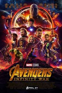 2xTickets Avengers infinity war Special Screening
