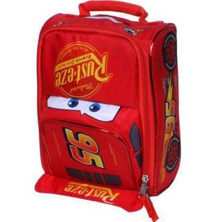 CARS lunchbag with lights