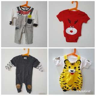20 pieces for $15 baby boy clothes