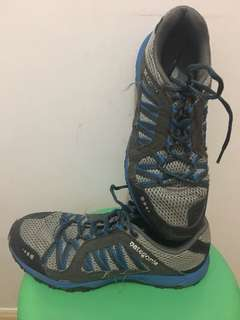 Patagonia Trail Shoes (used one time Mt Pulag climb) Size 7 US PHP 1000 last price shipping included